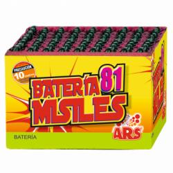 81 Misiles
